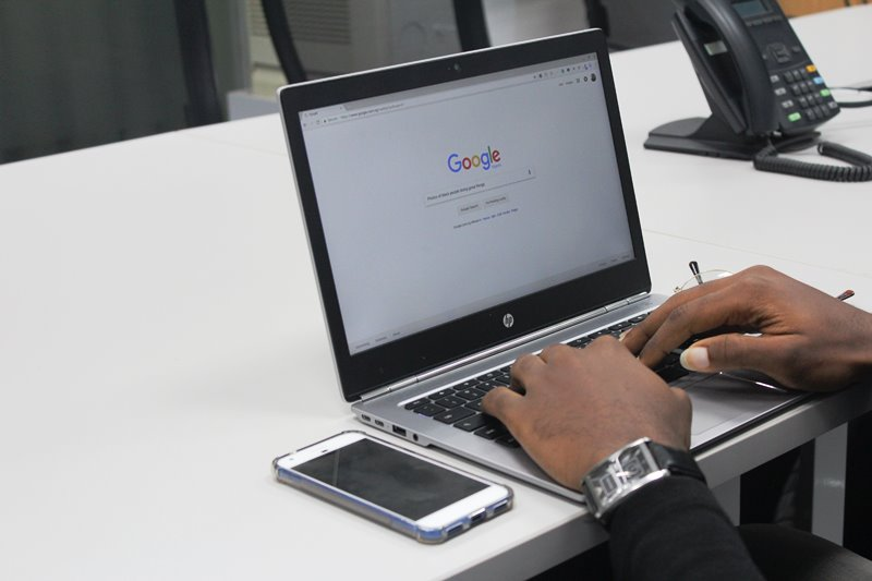 use google account safely