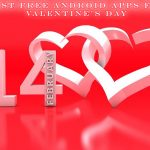 best free android apps for valentines day